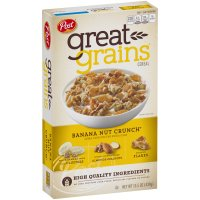 Post Great Grains Banana Nut Crunch 15.5 oz Box product image