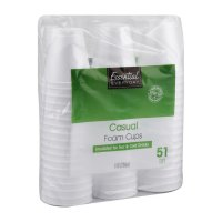 Store Brand Styrofoam Cups 8oz 51CT product image