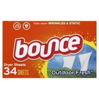 Bounce Dryer Sheets Outdoor Fresh Scent 34CT product image