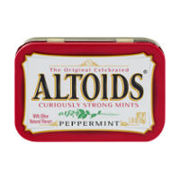 Altoids Peppermint Tin 1.76oz product image