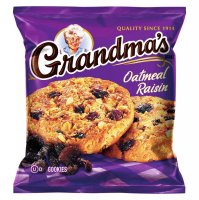 Grandma's Oatmeal Raisin Cookies 2CT PKG product image