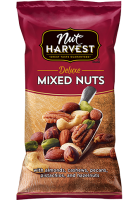 Nut Harvest Deluxe Mixed Nuts 2.75oz Bag product image