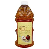 Store Brand Organic Apple Juice From Concentrate 64oz BTL