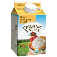 Organic Valley Heavy Whipping Cream 16oz Pint CTN product image
