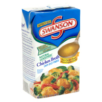 Swanson Broth Chicken Natural Goodness Fat Free Low Sodium 32oz. CTN product image