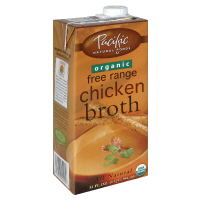 Pacific Natural Foods Broth Chicken Organic 32oz. CTN product image