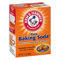 Arm & Hammer Pure Baking Soda 16oz Box product image