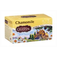 Celestial Seasonings Chamomile Caffeine Free Herbal Tea Bags 20 CT Box product image