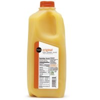 Store Brand Orange Juice 1/2 GAL 64oz CTN product image