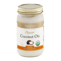 Spectrum Coconut Oil Organic 14oz Jar product image