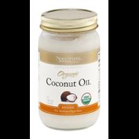 Spectrum Coconut Oil Organic 14oz Jar product image