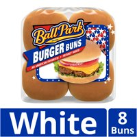 Ball Park Hamburger Buns 8CT 12oz PKG product image