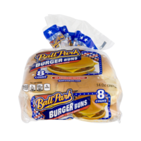 Ball Park Hamburger Buns 8CT 12oz PKG product image