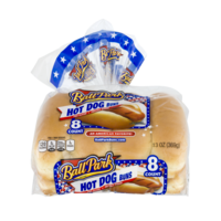 Ball Park Hot Dog Buns 8CT 12oz PKG product image