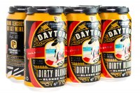 Persimmon Hollow Brewing Daytona Dirty Blonde Beer 6CT 12oz Cans *ID Required* product image