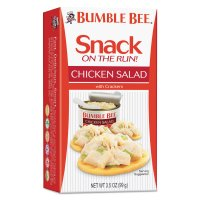 Bumble Bee Snack on the Run Chicken Salad with Crackers 3.5oz PKG product image