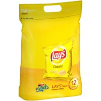Lay's Potato Chips 12CT Sack 12oz Bag product image