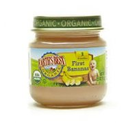 Earth's Best Organic Stage 1 First Bananas 2.5oz Jar product image