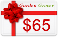 Gift Certificates | Garden Grocer