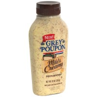 Grey Poupon Mild and Creamy Dijon 12oz Squeeze BTL product image