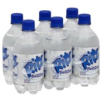Ritz Seltzer Water 6Pk 16oz Bottles product image