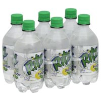 Ritz Lemon Lime Seltzer Water 6Pk 16oz Bottles product image