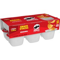 Pringles Snack Stacks Original Potato Crisps .74oz EA 12CT 8.88oz PKG product image