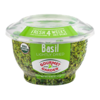 Gourmet Garden Basil Lightly Dried 0.42oz Tub product image