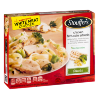 Stouffer's Classics Chicken Fettuccini Alfredo 10.5oz PKG product image