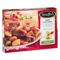 Stouffer's Classics Beef Pot Roast 8oz PKG product image