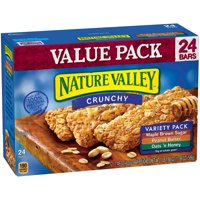 Nature Valley Crunchy Granola Bars Variety Pack 24Bars Value Pack product image