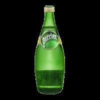 Perrier Sparkling Mineral Water 25.3oz BTL product image