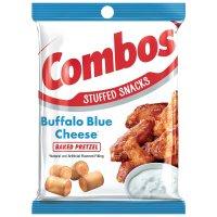 Combos Baked Snacks Buffalo Blue Cheese Pretzel 6.3oz Bag product image