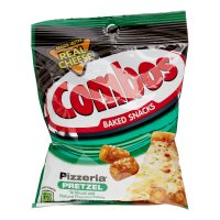 Combos Baked Snacks Pizzeria Pretzel 6.3oz Bag product image
