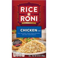 Rice A Roni Chicken Rice Mix 6.9oz Box product image