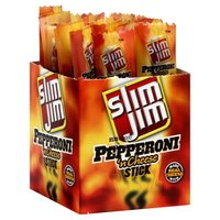 Slim Jim Pepperoni 'n Cheese Stick 1.5oz product image
