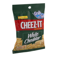 Sunshine Cheez-IT White Cheddar Crackers 3oz Bag product image