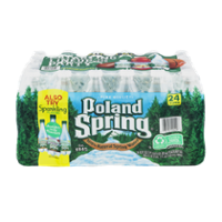 Poland Spring 100% Natural Spring Water 40 Pack of 16.9oz Bottles product image