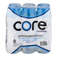 Core Hydration Perfectly Balanced Water 6PK of 16.9oz BTLS product image