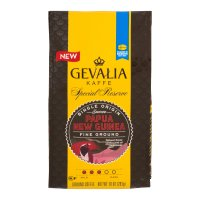 Gevalia Kaffe Special Reserve Papua New Guinea Fine Ground Coffee 10oz Bag product image