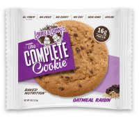 Lenny & Larry's The Complete Cookie Oatmeal Raisin 4oz PKG product image
