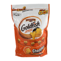 Pepperidge Farm Goldfish On the Go! Cheddar 11oz Bag product image
