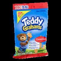 Nabisco Honey Maid Teddy Grahams Cinnamon Big Bag 3oz Bag product image