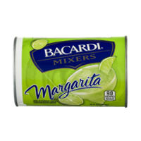 Bacardi Mixers Margarita 10oz Can product image