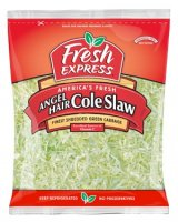 Fresh Express Angel Hair Cole Slaw 10oz Bag product image