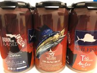 Sail Fish Brewing Tag & Release Amber Ale Beer 6CT 12oz Cans *ID Required* product image
