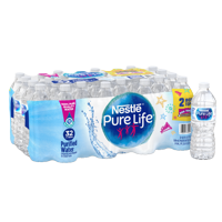 Nestle Pure Life Purified Water 35 Pack Case of 16.9oz BTLS product image