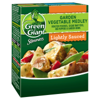 Green Giant Steamers Garden Vegetable Medley Lightly Sauced 8oz Box product image