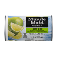 Minute Maid Juice Limeade 12oz Can product image
