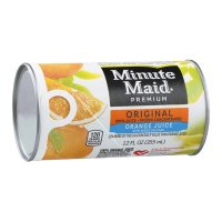 Minute Maid Juice Orange with Calcium 12oz Can product image